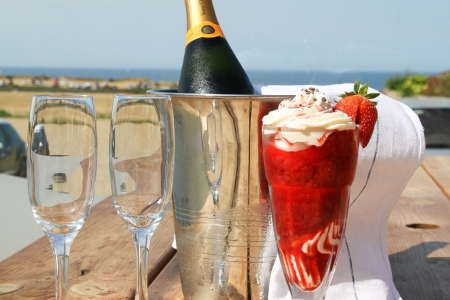 Champagne-and-icecream